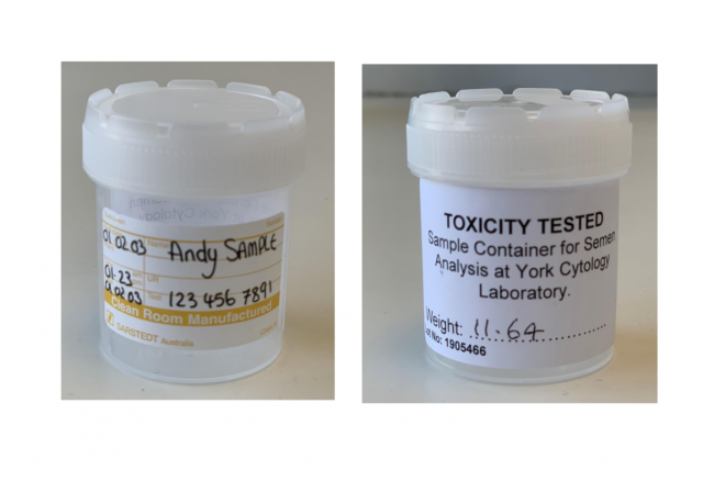 Toxicity tested pots images