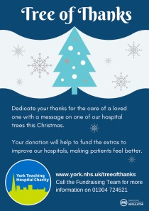 Tree of Thanks - Website image