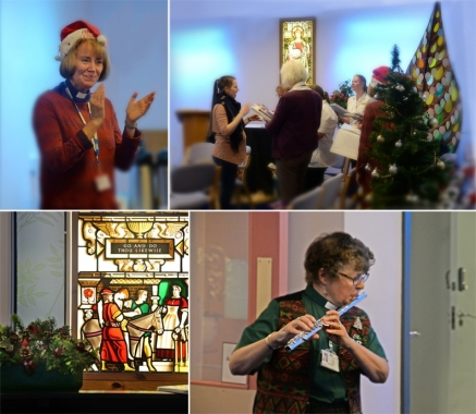 CHAPEL drop in carols 2017 - MONTAGE