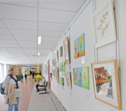 Renal photo of exhibition