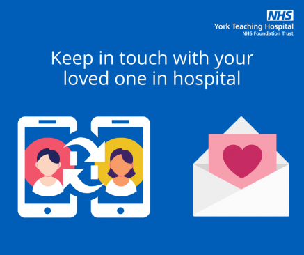 Virtual Visiting - keeping in touch with loved ones