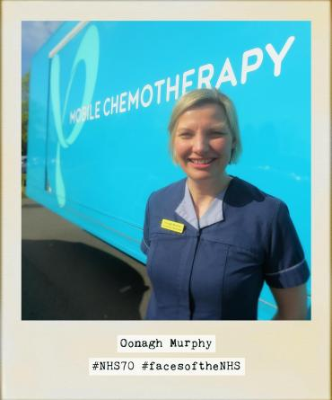 Oonagh Murphy_Deputy Chemotherapy Sister