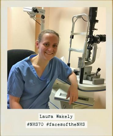 Laura Wakely_Consultant Ophthalmologist