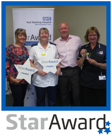 April Star Award - Aspen Ward (SGH)