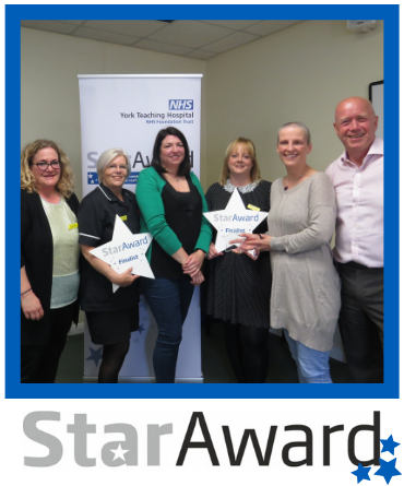 April Star Award - Chemo Unit (SGH)