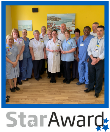 April Star Award - Kent Ward (BRID)