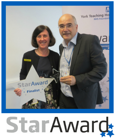 May Star Award - York Lynn Ridley - Pharmacy