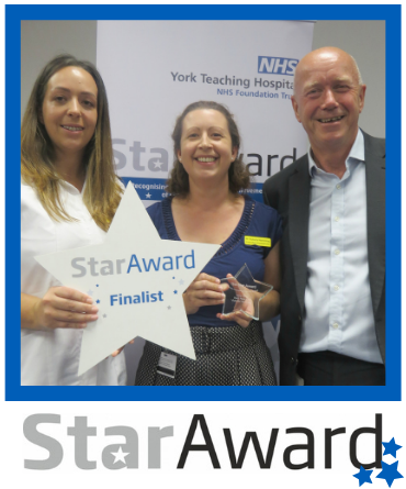 June 2019_Star Award_Kadi Roe and Victoria Hemming