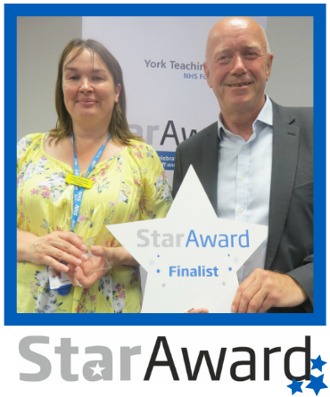 July 2019_Star Award_Christina Robinson - SGH