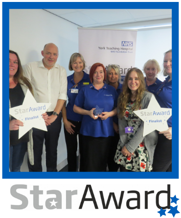 September Star Award_York_YorSexual Health