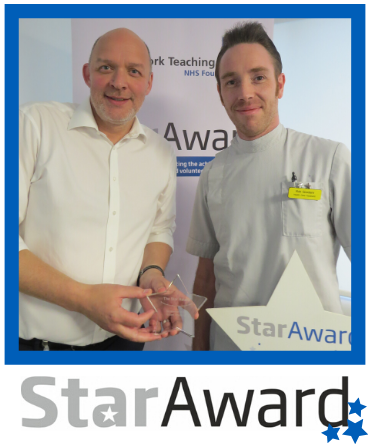 September Star Award_York_Robert Goodare