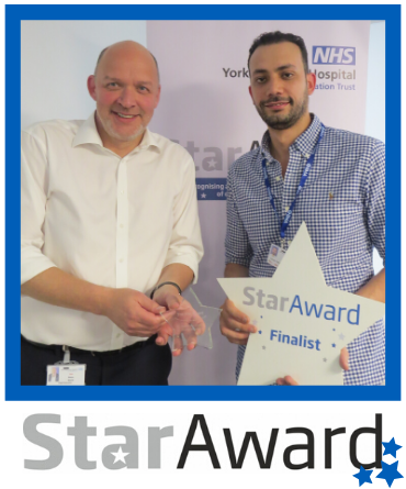 September Star Award_York_Ahmed Moussa