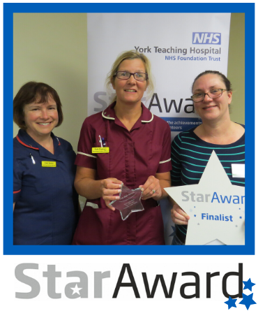 November Star Award_Scarborough_CCU and Palliative Care Team