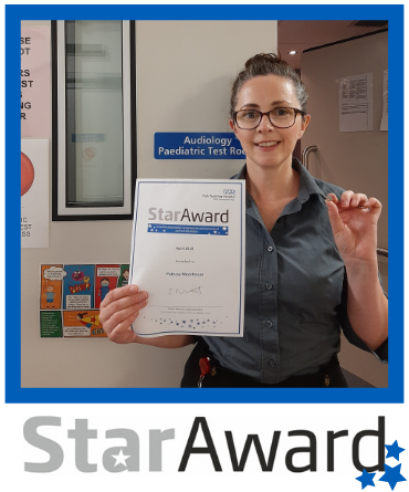 Star Award_April 2020 FRAMED_Patricia Moorhouse