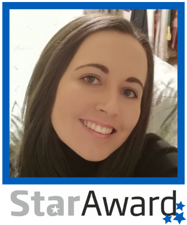 Star Award_April 2020 FRAMED_Leanne Howcutt