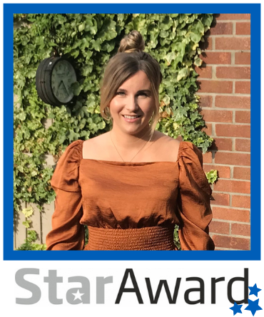 Star Award frame - Laura Newsome Nov 2020