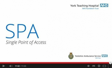 Rotherham single point access