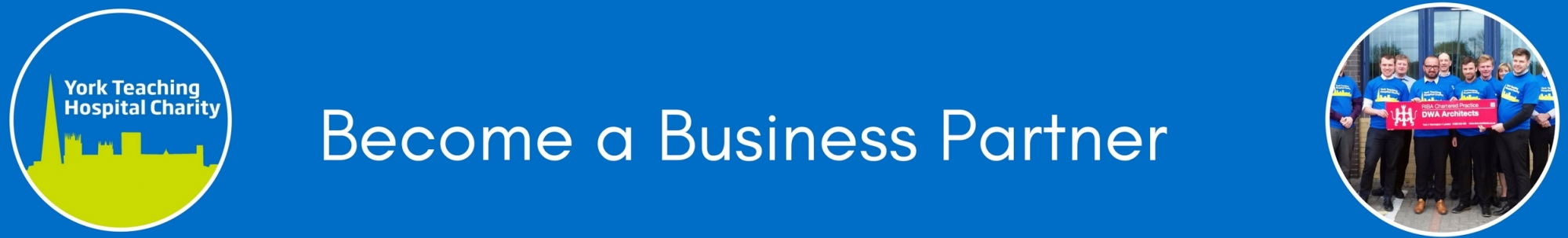 Business Partner header
