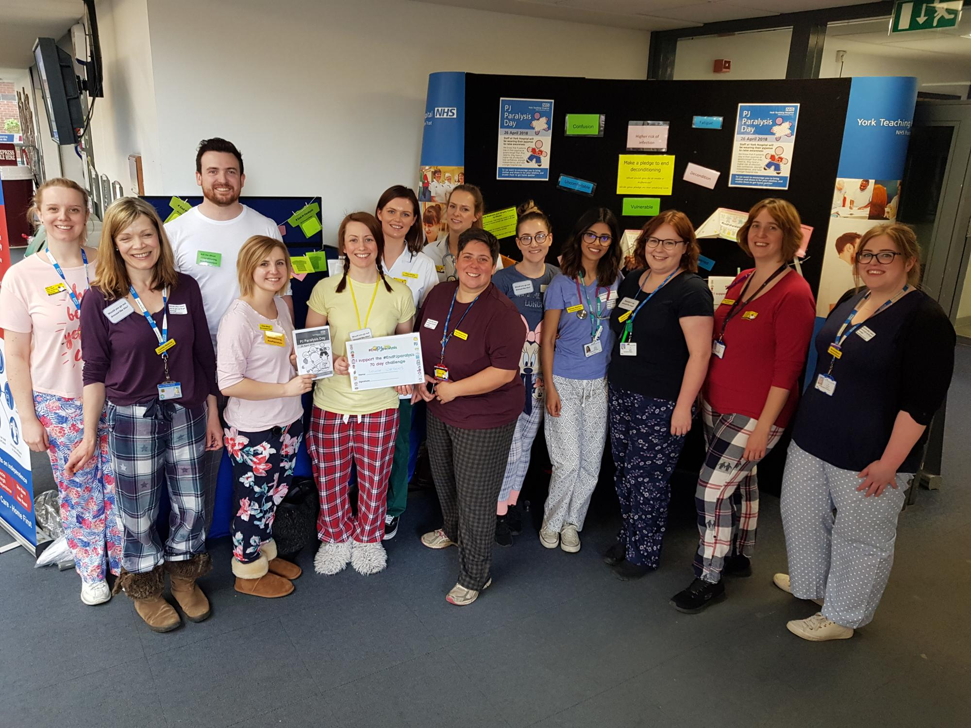PJ Paralysis Day photo