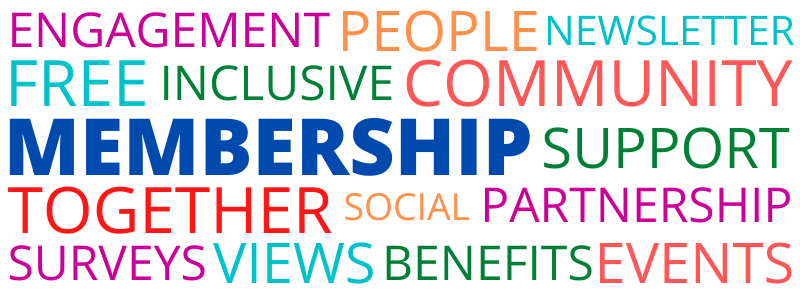 membership Word Cloud